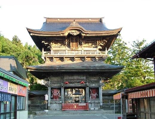 Shrine Or Temple